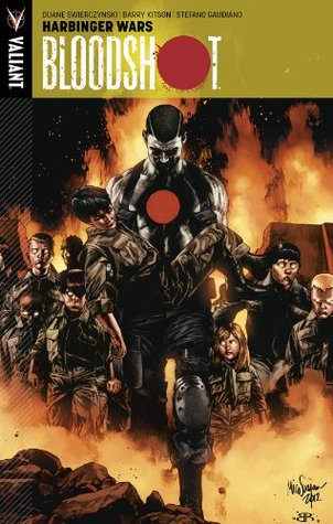 Bloodshot, Volume 3: Harbinger Wars
