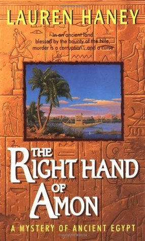 The Right Hand of Amon by Lauren Haney