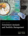 Investment Analysis and Portfolio Management by Frank K. Reilly