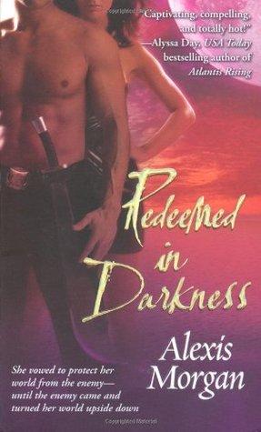 Redeemed in Darkness (Paladins of Darkness #4)