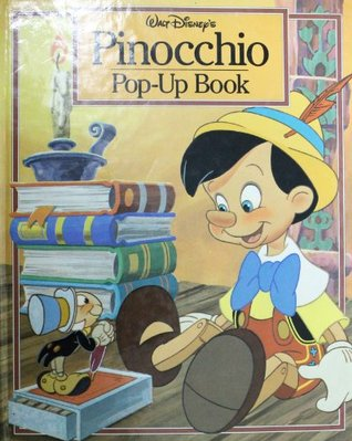 Walt Disney's Pinocchio Pop-Up Book