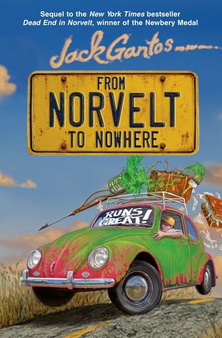 From Norvelt to Nowhere(Norvelt 2)