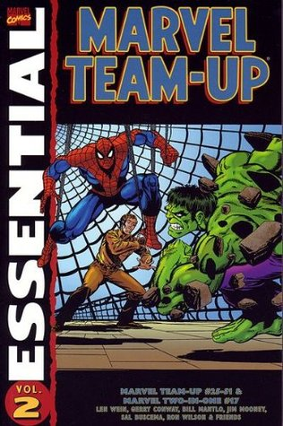 Ebook Essential Marvel Team-Up, Vol. 2 by Len Wein DOC!