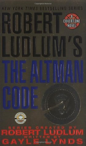 The Altman Code(Covert-One 4)
