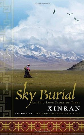Sky Burial by Xinran
