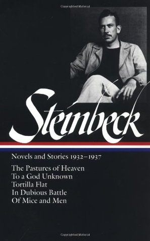 Novels and Stories 1932–1937 by John Steinbeck