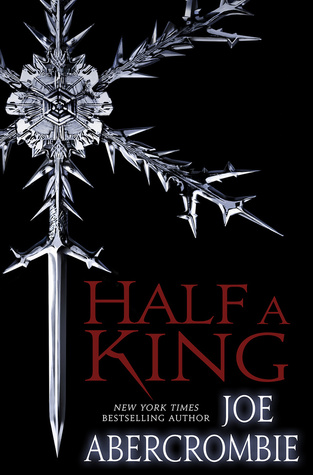 The cover of Half a King by Joe Abercrombie