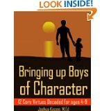 Bringing Up Boys of Character