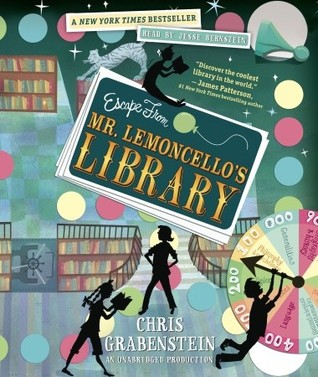 Escape from Mr. Lemoncellos Library(Mr. Lemoncellos Library 1)
