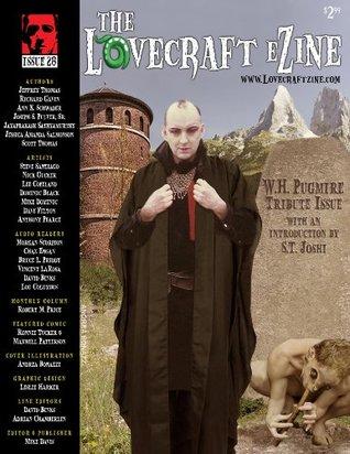 Lovecraft eZine Issue 28 - December 2013