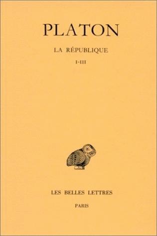 La République, Livres 1-3