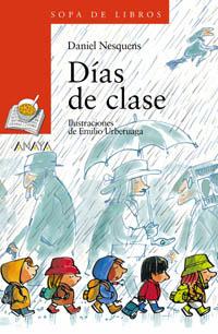 Días de clase (Sopa de Libros)