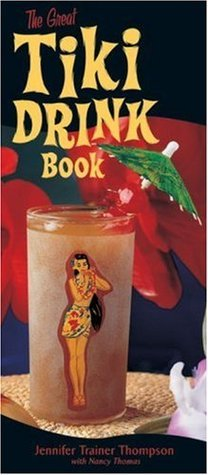 The Great Tiki Drink Book