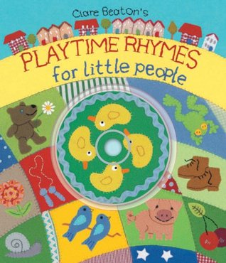 Playtime Rhymes for Little People by Clare Beaton