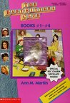 Baby-Sitters Club Boxed Set #1 (The Baby-Sitters Club, #1-4)