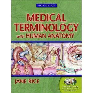 Medical Terminology with Human Anatomy 5th (Fifth) Edition byRice