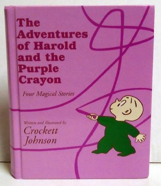 The Adventures of Harold and the Purple Crayon: Four Magical Stories