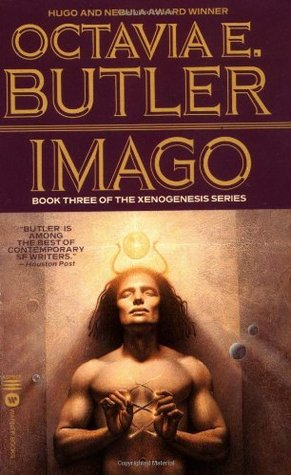 Image result for imago octavia e. butler book cover
