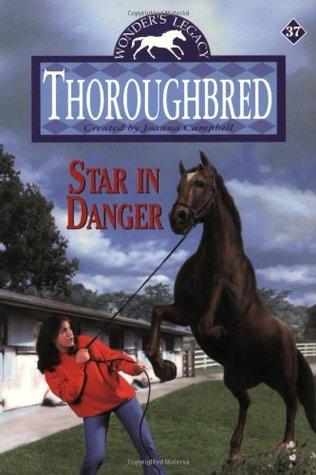 Star in Danger (Thoroughbred, #37)