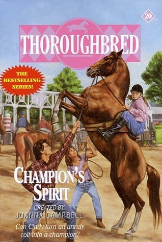 Champion's Spirit by Joanna Campbell