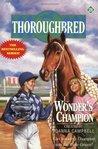 Wonder's Champion (Thoroughbred, #21)