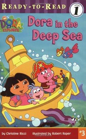 Dora In The Deep Sea Explorer 4 By Christine Ricci
