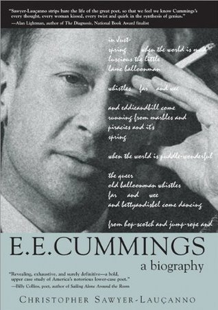 E.E. Cummings by Christopher Sawyer-Laucanno