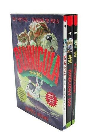 Bunnicula In-a-Box (Bunnicula, #1-3)