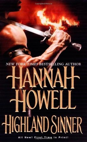 Book Review: Hannah Howell's Highland Sinner