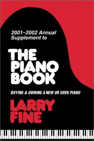 Piano Book Supplement (Acoustic & Digital Piano Buyer)