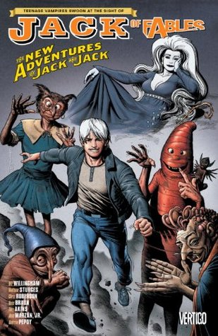 Jack of Fables, Vol. 7 by Bill Willingham
