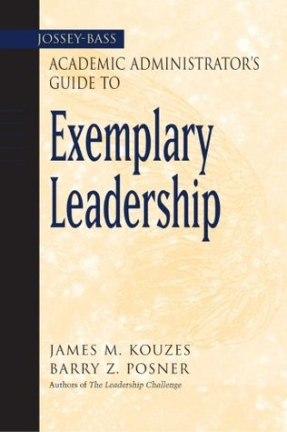 The jossey bass academic administrators guide to exemplary 2281545 fandeluxe Images