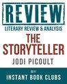 The Storyteller: Jodi Picoult - Review