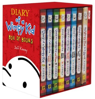 Diary of a wimpy kid 1 7 diy journal by jeff kinney 18774119 solutioingenieria Images