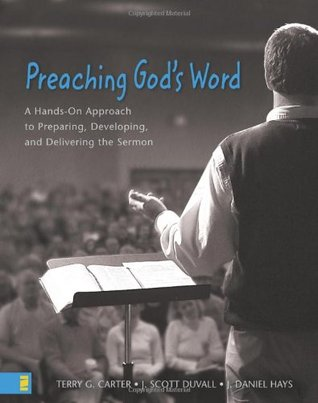 Preaching God's Word by Terry G. Carter