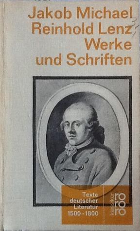Werke von Jakob Michael Reinhold Lenz (German Edition)