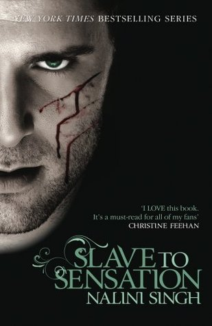 Slave to Sensation (Psy-Changeling, #1)
