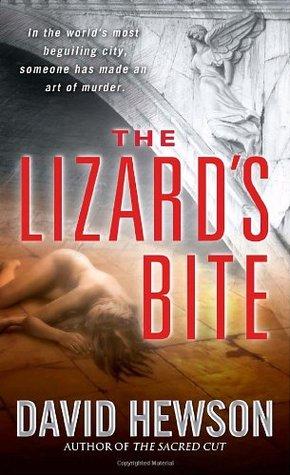 The Lizard's Bite by David Hewson
