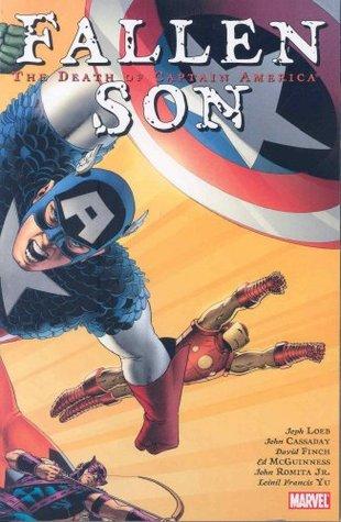 Fallen Son: The Death of Captain America(Captain America Marvel Comics)