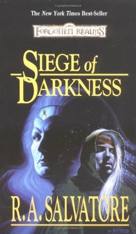 Siege of Darkness (Forgotten Realms: Legacy of the Drow, #3; Legend of Drizzt, #9)