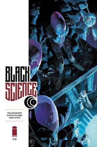 Black Science #5 (Black Science, #5)