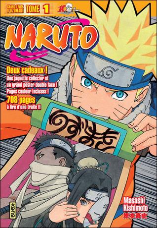 Naruto Collector, Tome 1 (Naruto Collector, #1)