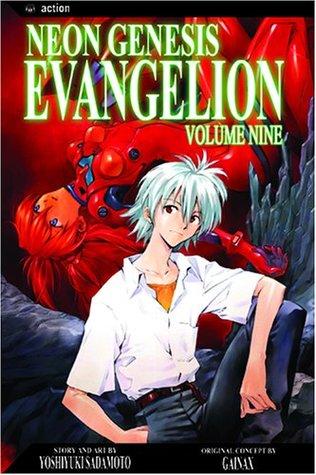 Neon Genesis Evangelion, Vol. 9 by Yoshiyuki Sadamoto