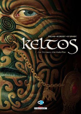 Le Corbeau des batailles (Keltos, #1)