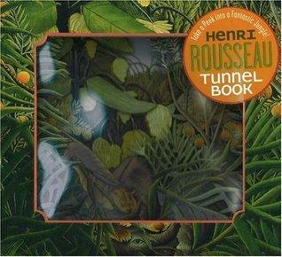 Henri Rousseau Tunnel Book: Take a Peek Into a Fantastic Jungle!