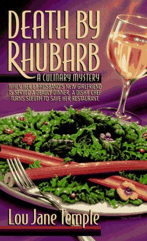 Death by Rhubarb