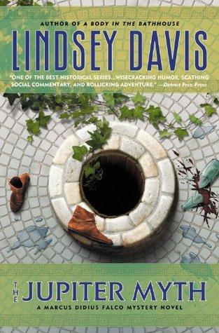 The Jupiter Myth by Lindsey Davis