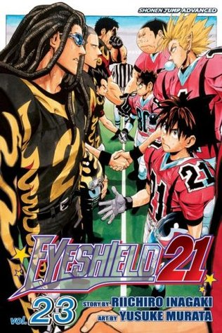 Eyeshield 21, Vol. 23: Then Came the Showdown!(Eyeshield 21 23)