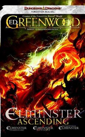 Elminster Ascending (Forgotten Realms: Elminster #1-3)