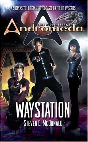 Ebook Waystation by Steven E. McDonald TXT!